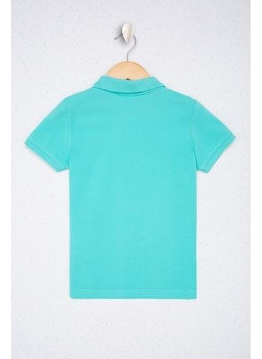 U.S. Polo Assn. U.S. Polo Assn. Mint Erkek Çocuk T-Shirt Yeşil